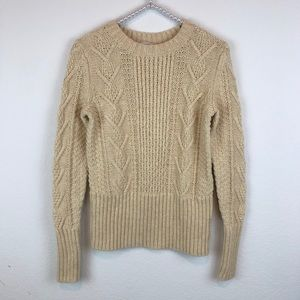 Gap Beige Cream Sweater